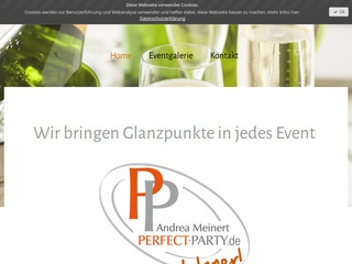 Perfect Party/Andrea Meinert